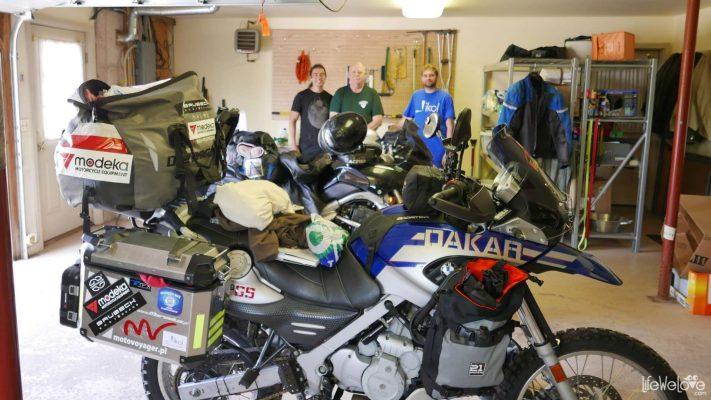 LifeWeLove motorbike