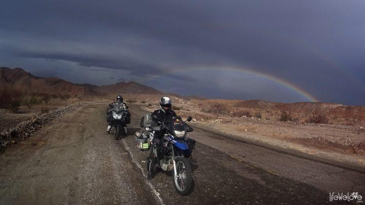 Mexico on motorbike
