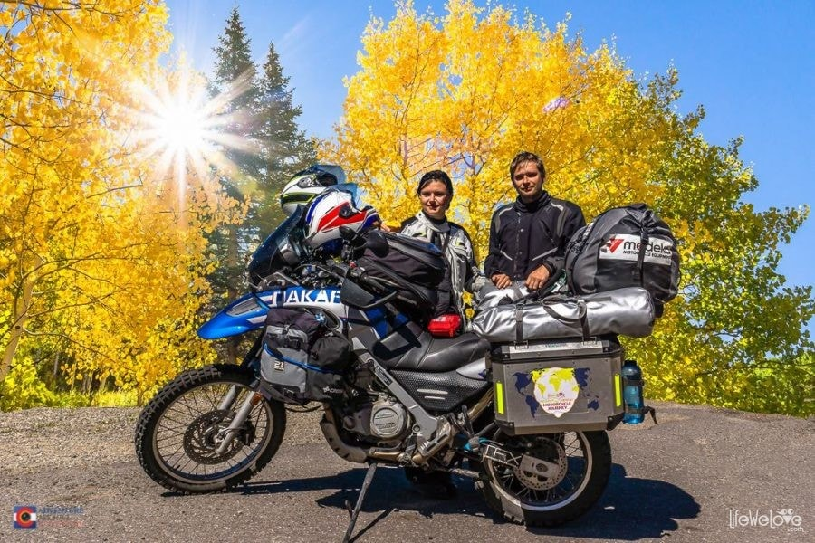 Motorcycle Travelers Colorado