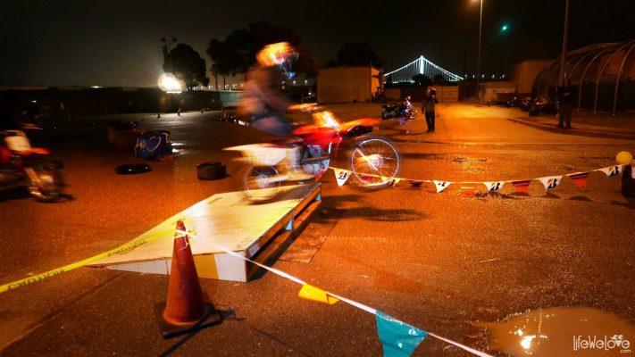 biker's jump