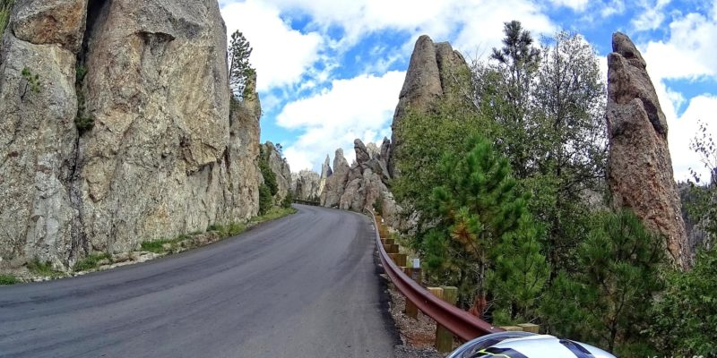 The Needles Highway