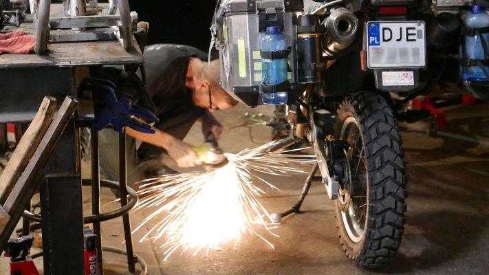 BMW welding