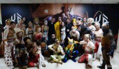 Ka show crew Las Vegas