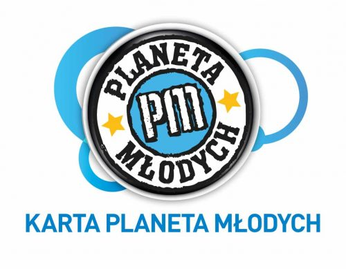 Logo Planeta Młodych