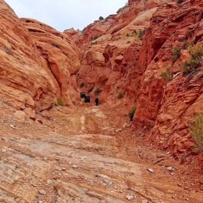 Long Canyon Road - Utah