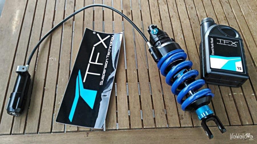 TFX 140 Emulsion Shock