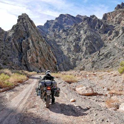 Titus Canyon - California