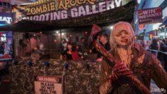 Zombie game Las Vegas