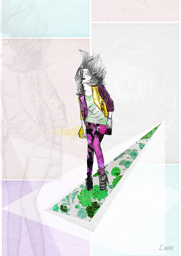 Fashion Illustration Crazy