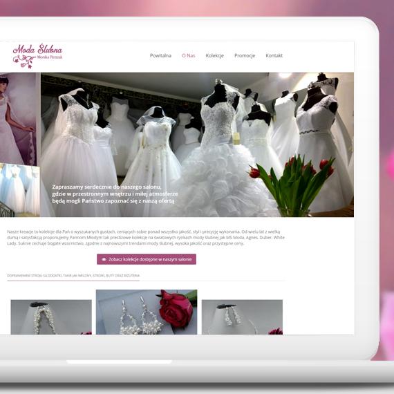 Bridal Salon website