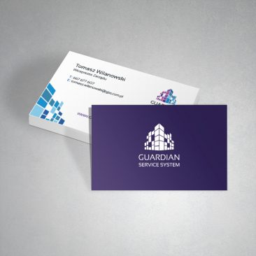 Guardian business card