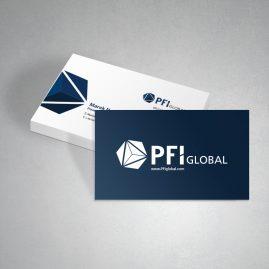 PFI Global Business Card