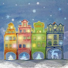 Christmas Card of Poland