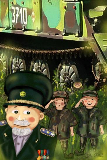 Military Dwarfs