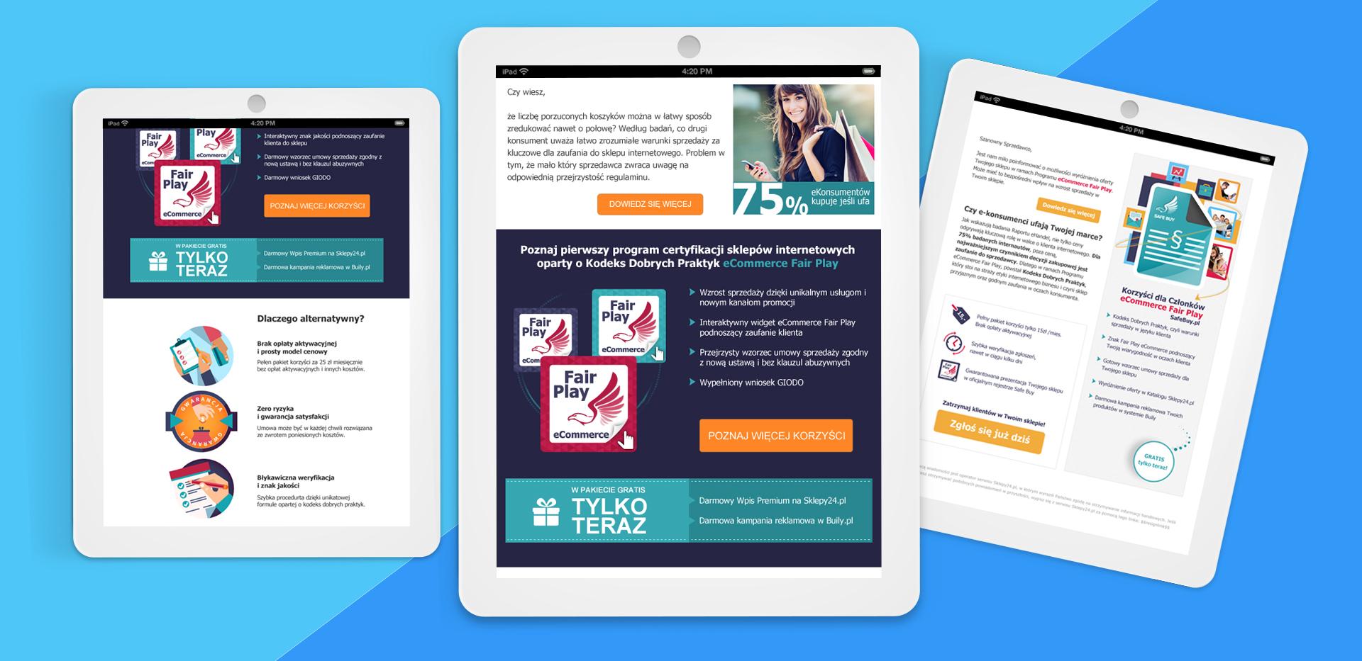 Mailing Campaign Design
