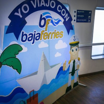 Baja Ferries Information