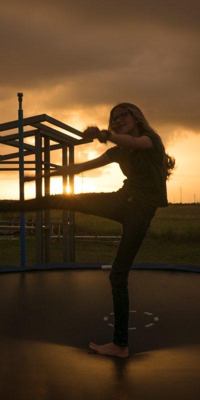 Scarlett akrobacja