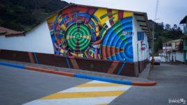 Murale miejskie w Kolumbii