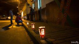 Kolumbia Dia de las velitas