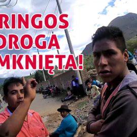 Gringos, droga zamknięta! Strajk rolników w Peru