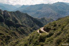 Drogi w Peru