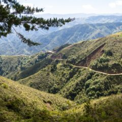 Interesting motorcycle routes in Colombia