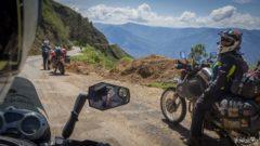Peru trasy motocyklowe