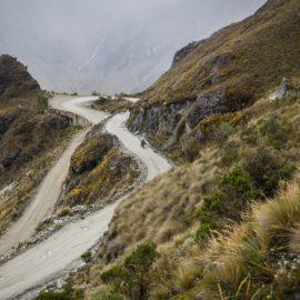 Portachuelo Llanganuco Pass