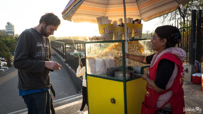 Santiago Popcorn