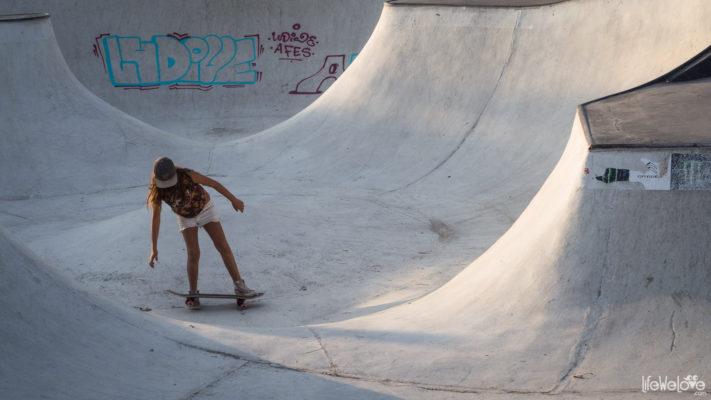 Santiago Skate Park