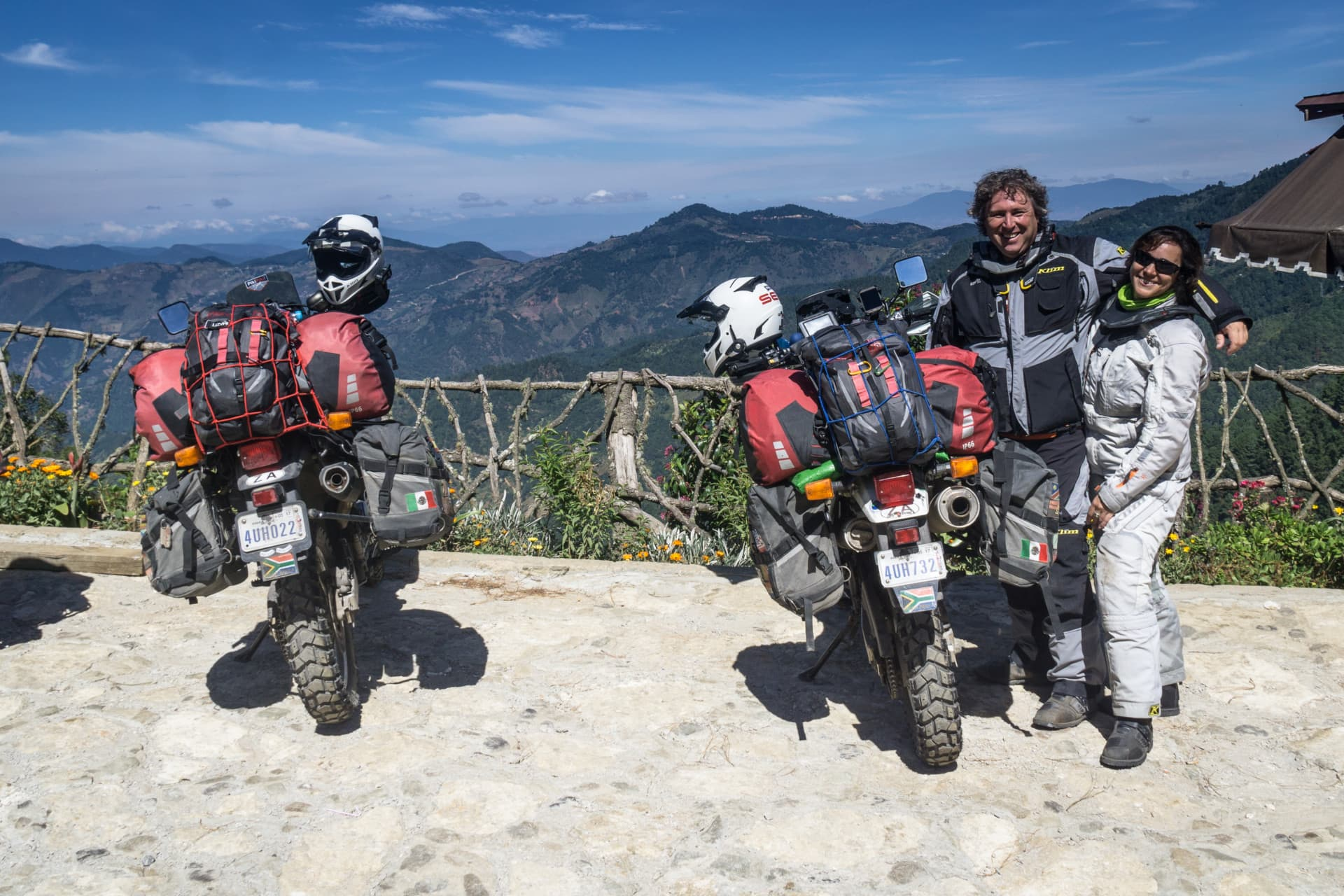 What's the best motorcycle for a long-distance travel?