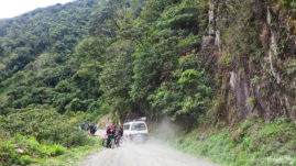 Droga Śmierci - Boliwia