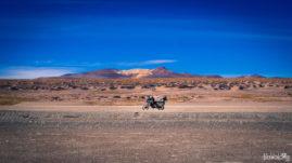 Droga Lagun w Boliwii