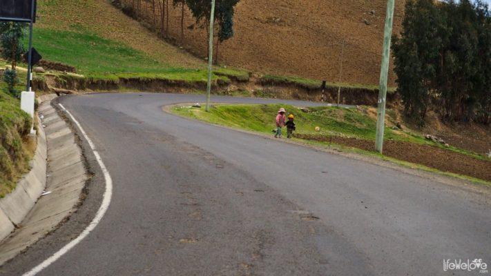 Peru Ruta PE-3N Santiago De Chugo