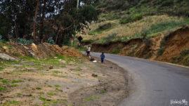 Peru Ruta N Cajamarca Santiago De Chugo