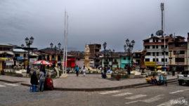 Santiago De Chuco Mainsquare Peru