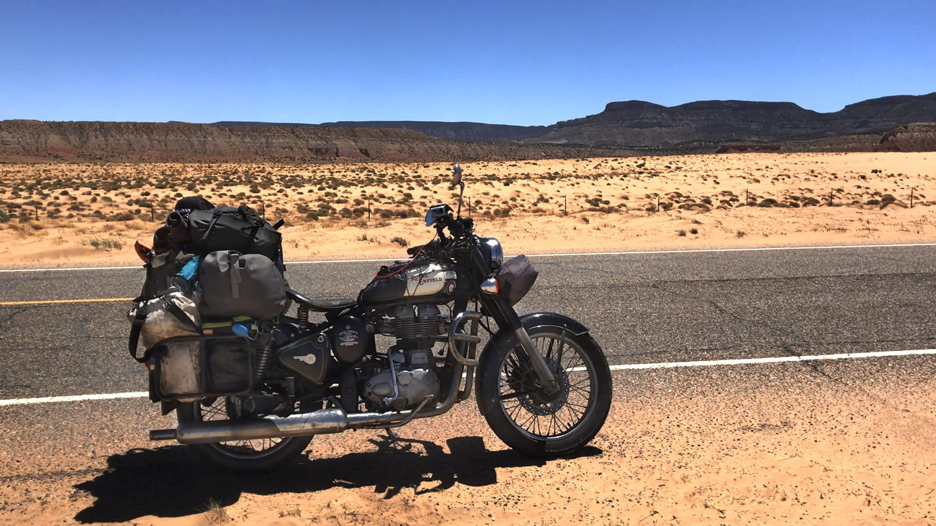 Royal Enfield 500 Review