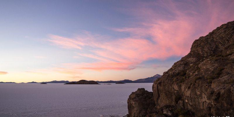 Salar de Uyuni - Isle del Pescado