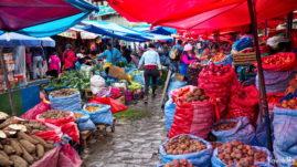 La Paz w Boliwii