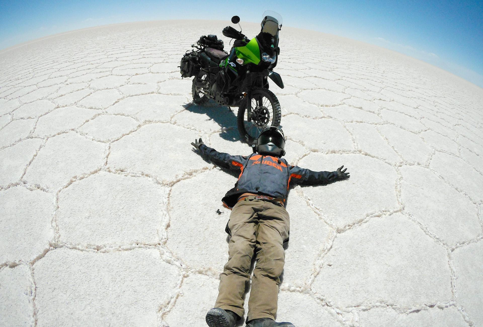 Steven Motorcycle Diarrheas