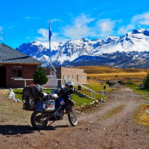 Paso Roballos - Park Patagonia in Argentina