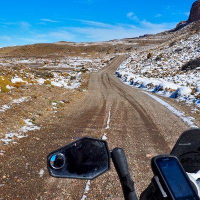 Przełęcz Roballos w Argentynie