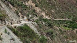 Canyon del Rio Mantaro