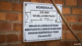 Wanda - Polish town in Argentina