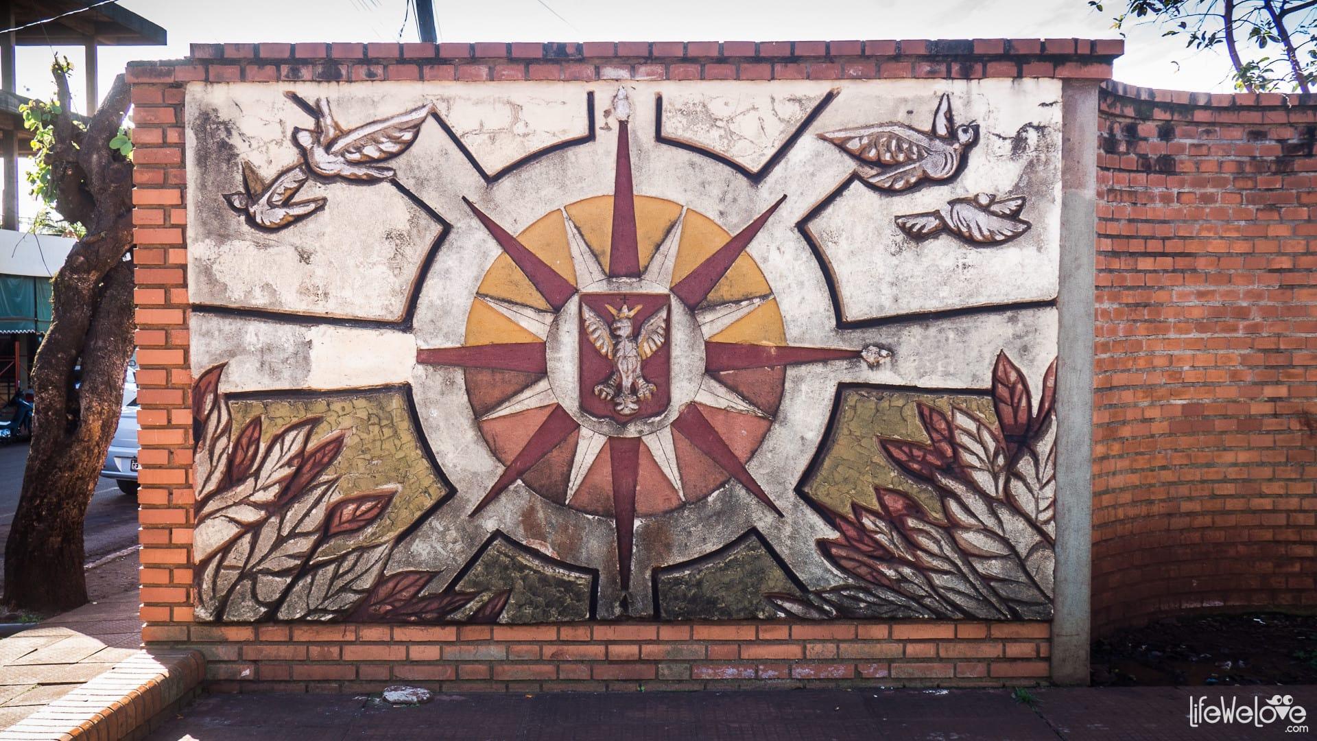 Wanda - polskie miasteczko w Argentynie