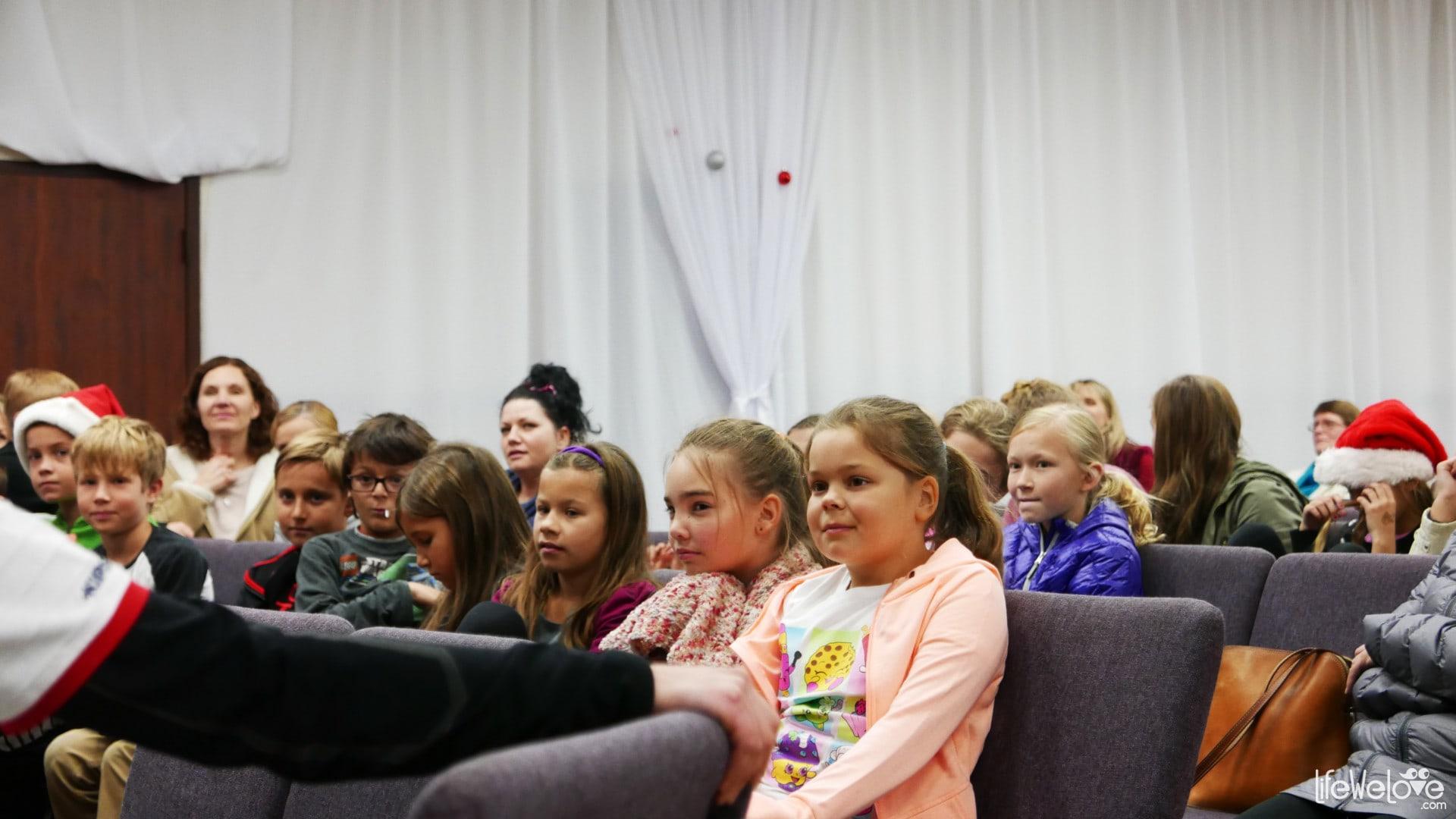 Presentation for Polish kids in California