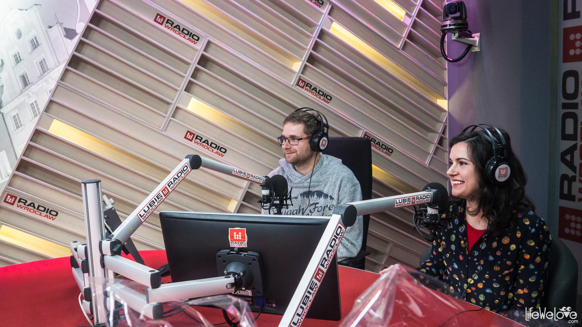 Digital Nomads - podcast in Radio Wroclaw