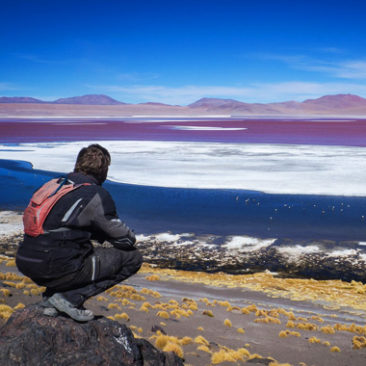 Bolivia Lagunas Route Video