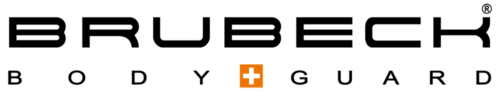 Brubeck logo czarne