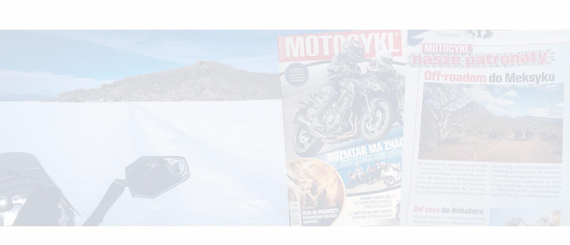 Partnerzy Banner Motocykl